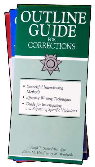 Outline Guide For Corrections